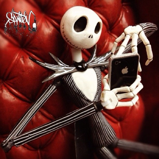 iphone-repair-fukuoka-ilive-nightmarebeforechristmas-jack